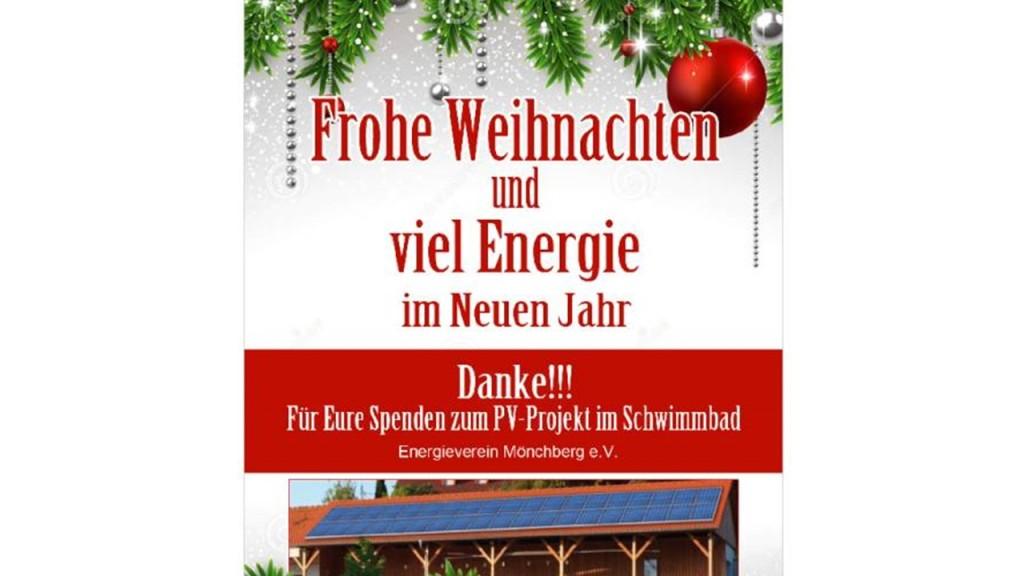 Weihnachts Präse Homepage